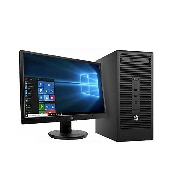 Ordinateur HP 280 G1 2G/500G/ 3GHZ+ECRAN 18.5»