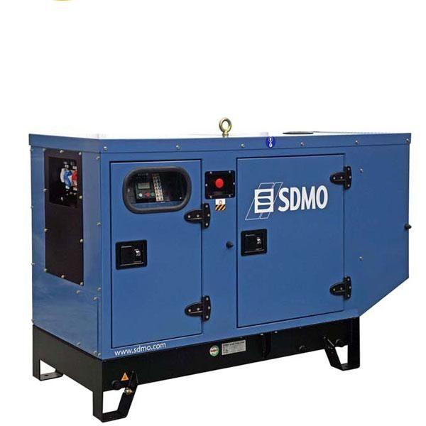 Groupe électrogène triphasé diesel 9,2 kw – 11,5 kva