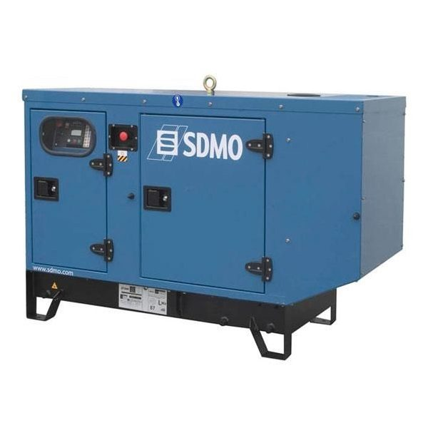 Groupe électrogène triphasé diesel 12,8 kw – 16 kva